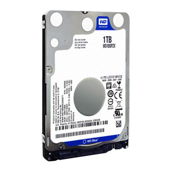 Western Digital WD MOBILE BLUE 노트북용 HDD, WD10SPZX-00Z10T0, 1TB