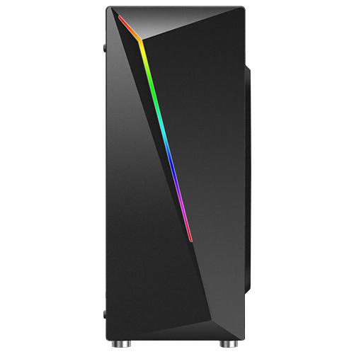 쓰리알시스템 J240 RGB PC케이스, 단일 상품