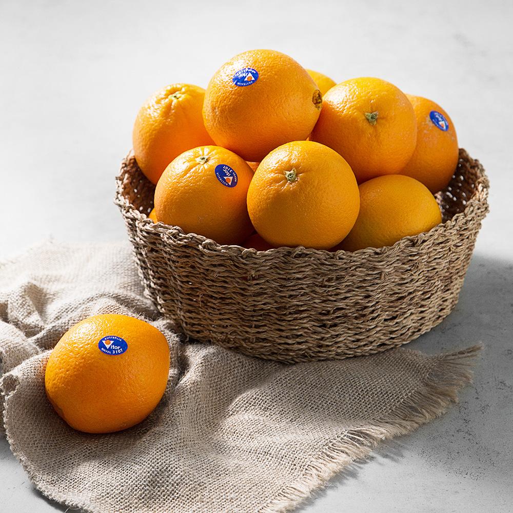 호주산 네이블 오렌지, 2.5kg 내외, 1봉