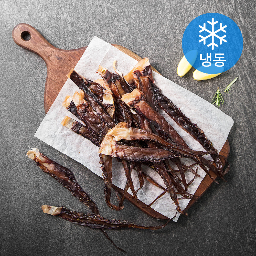 해맑은푸드 반건조 대왕발 오징어 (냉동), 400g, 1개