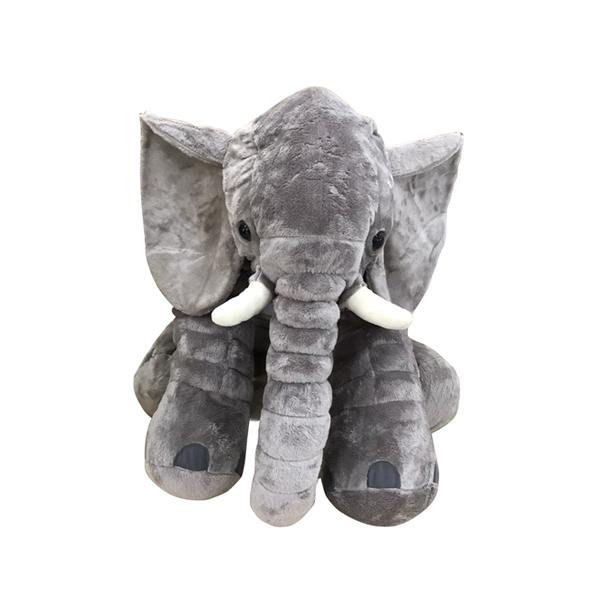 블랑가또 뽀또 코끼리 애착인형, 그레이