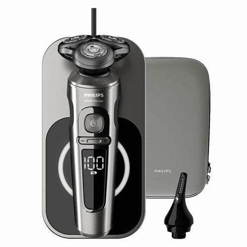 필립스 S9000 프레스티지 전기면도기, SP9860/17, 혼합 색상
