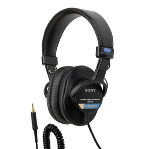 소니 헤드폰 MDR-7506, 혼합 색상