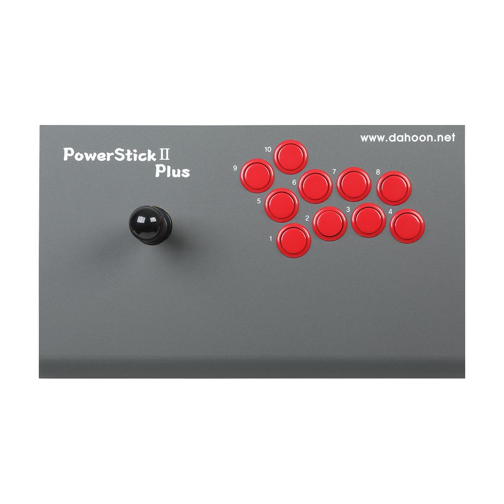 다훈전자 PowerStick 2 Pius 조이스틱 스몰, DHU-3300D, 1개