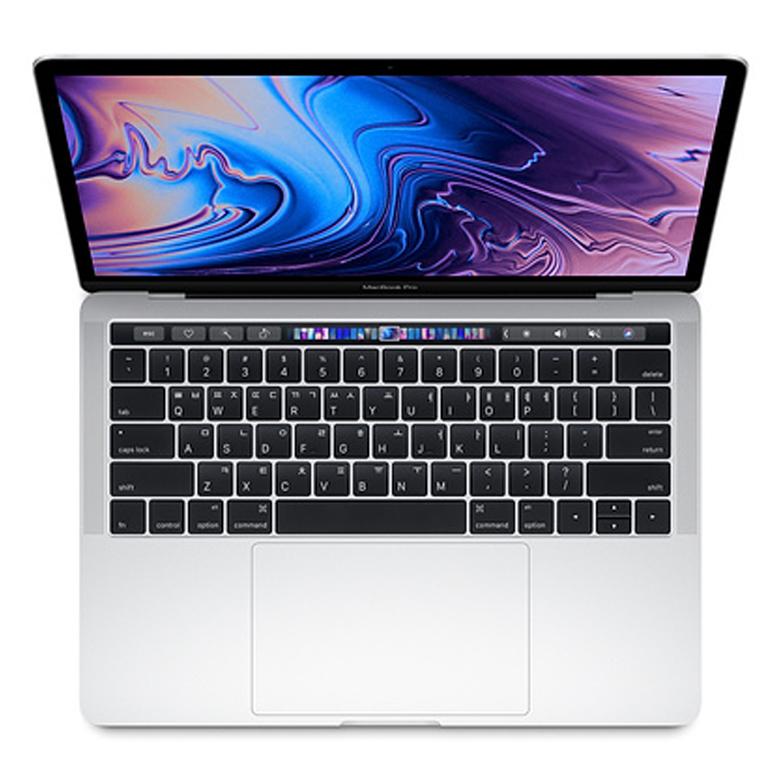 Apple 2019년 맥북 프로 터치바 13 8세대 MUHQ2KH/A (i5-1.4GHz quad-core 8GB MAC OS SSD 128GB), 실버