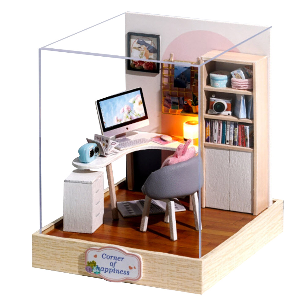 ADICO 스페셜 키트 미니어처 DIY, 공부방
