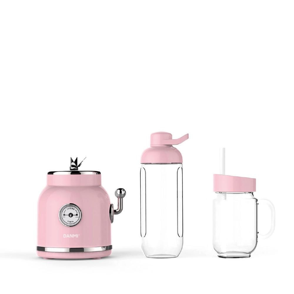 단미 미니 블렌더, BLS01(핑크)