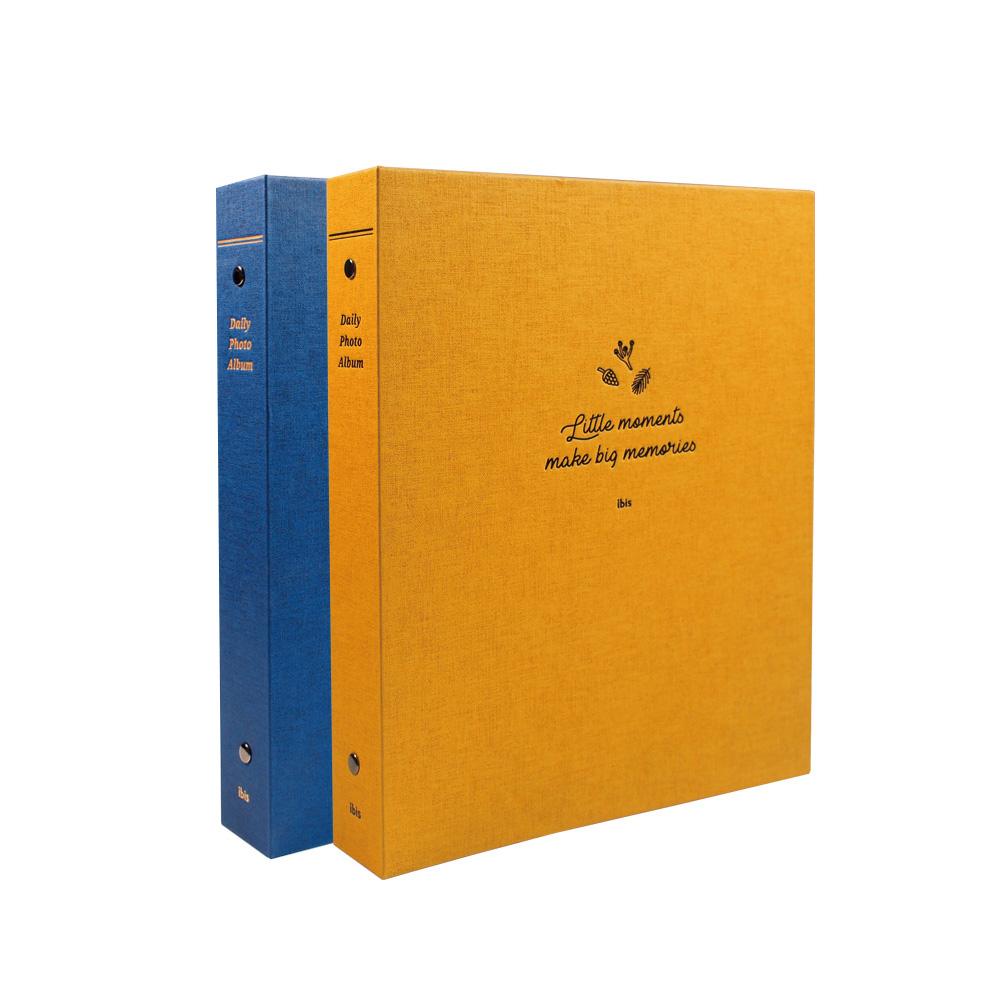 아이비스 5 x 7 링 포켓 앨범 SP10897 2p, 랜덤 발송, 30매