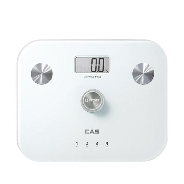 카스 무전원 디지털 체지방 인바디측정 체중계 BFA90 혼합 색상