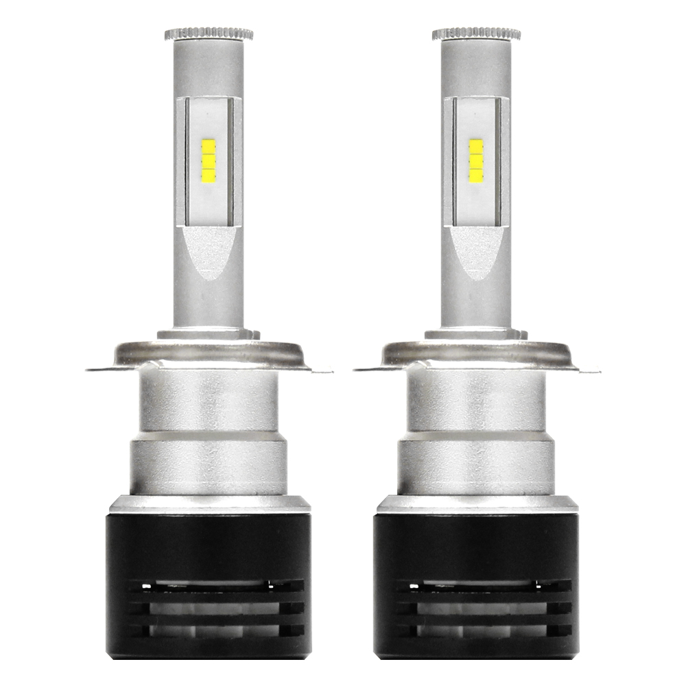 문라이트LED 전조등 MV5 H7타입 30W 4200루멘 CSP LED 6500K, 혼합 색상
