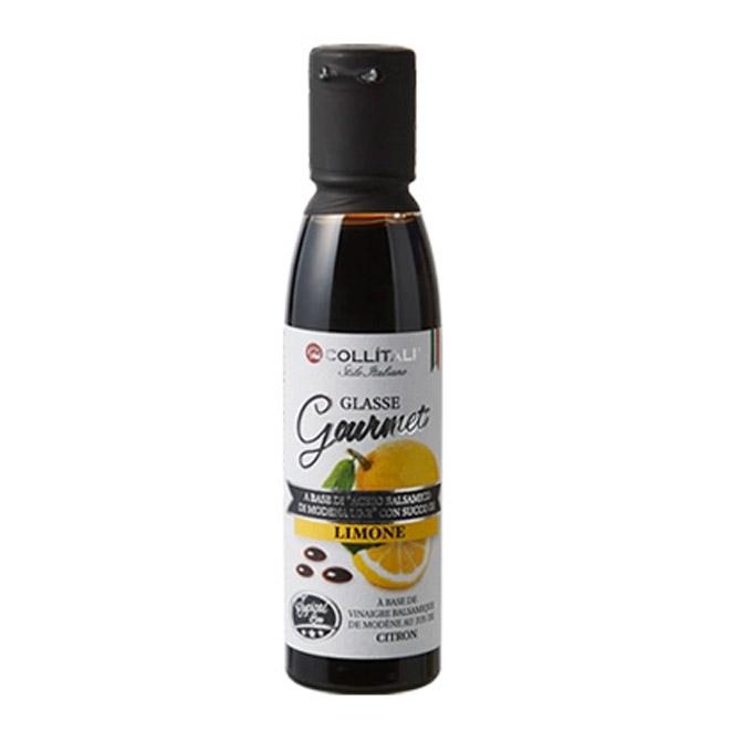 [글레이즈] 콜리탈리 레몬 발사믹 글레이즈, 150ml, 1개 - 랭킹36위 (10900원)