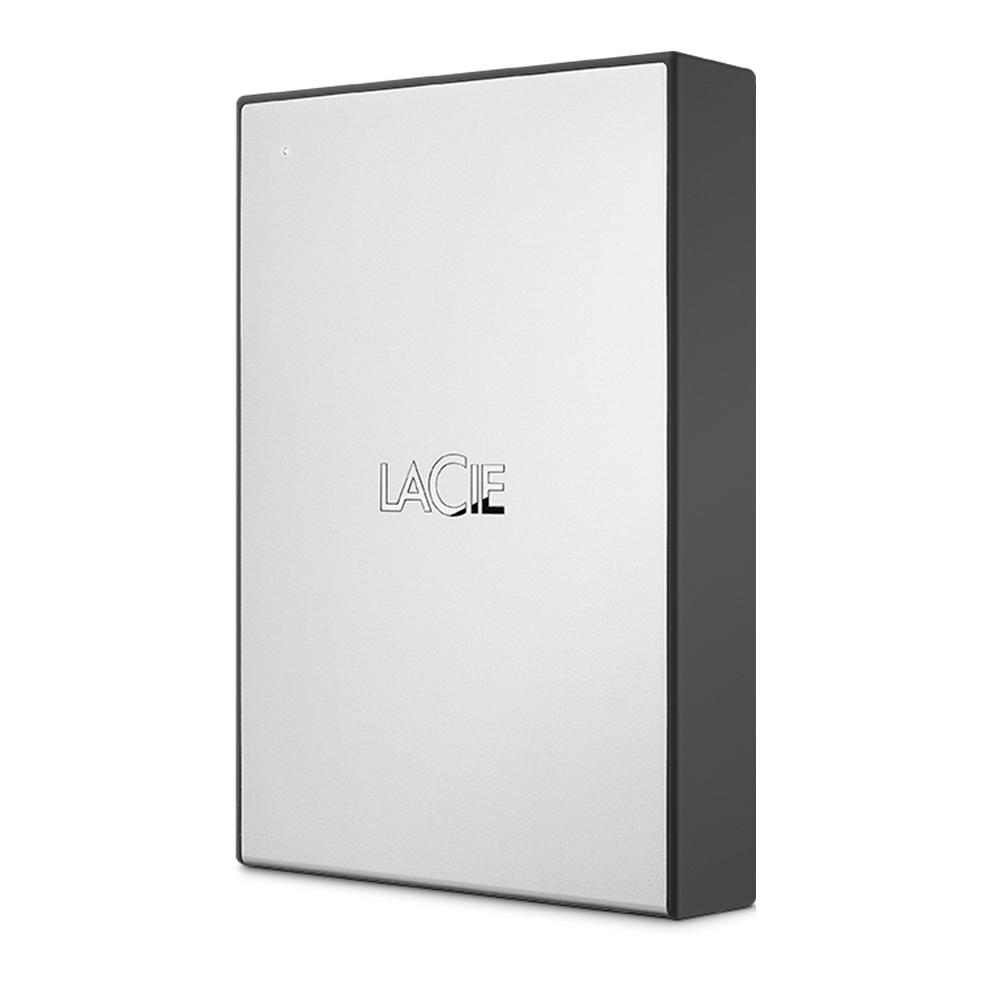 LACIE 씨게이트 USB 3.0 Drive STHY4000800, 4TB, 실버