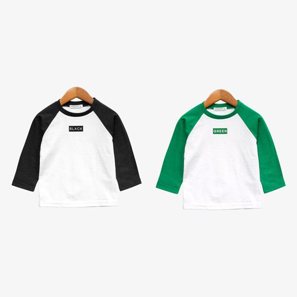 로리앤콜린 아동용 로리 나그랑 티셔츠 2종