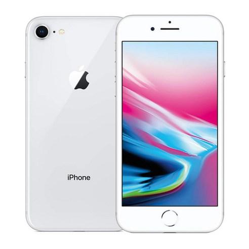 중고 Apple 아이폰8 256GB S등급 실버 A1905