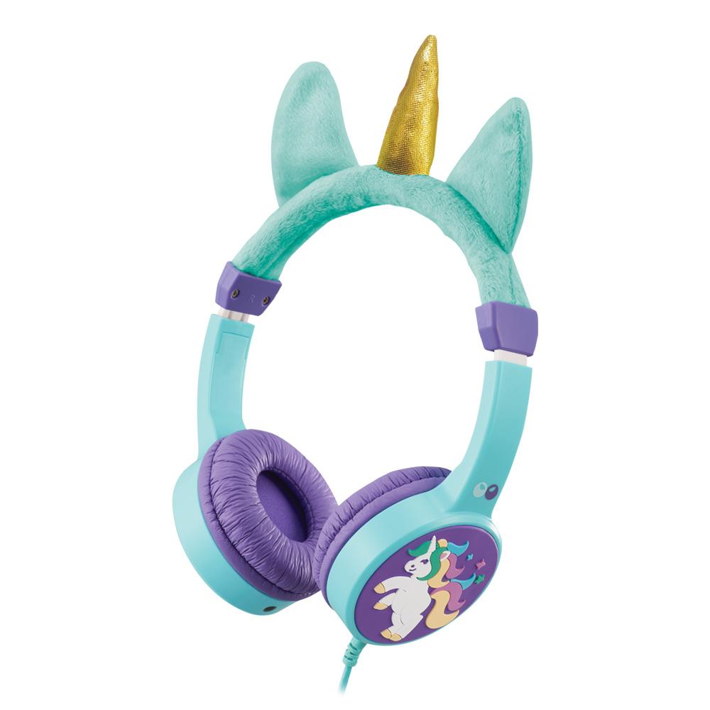 엑토 유니콘 키즈 청력보호 헤드폰, HDP-13