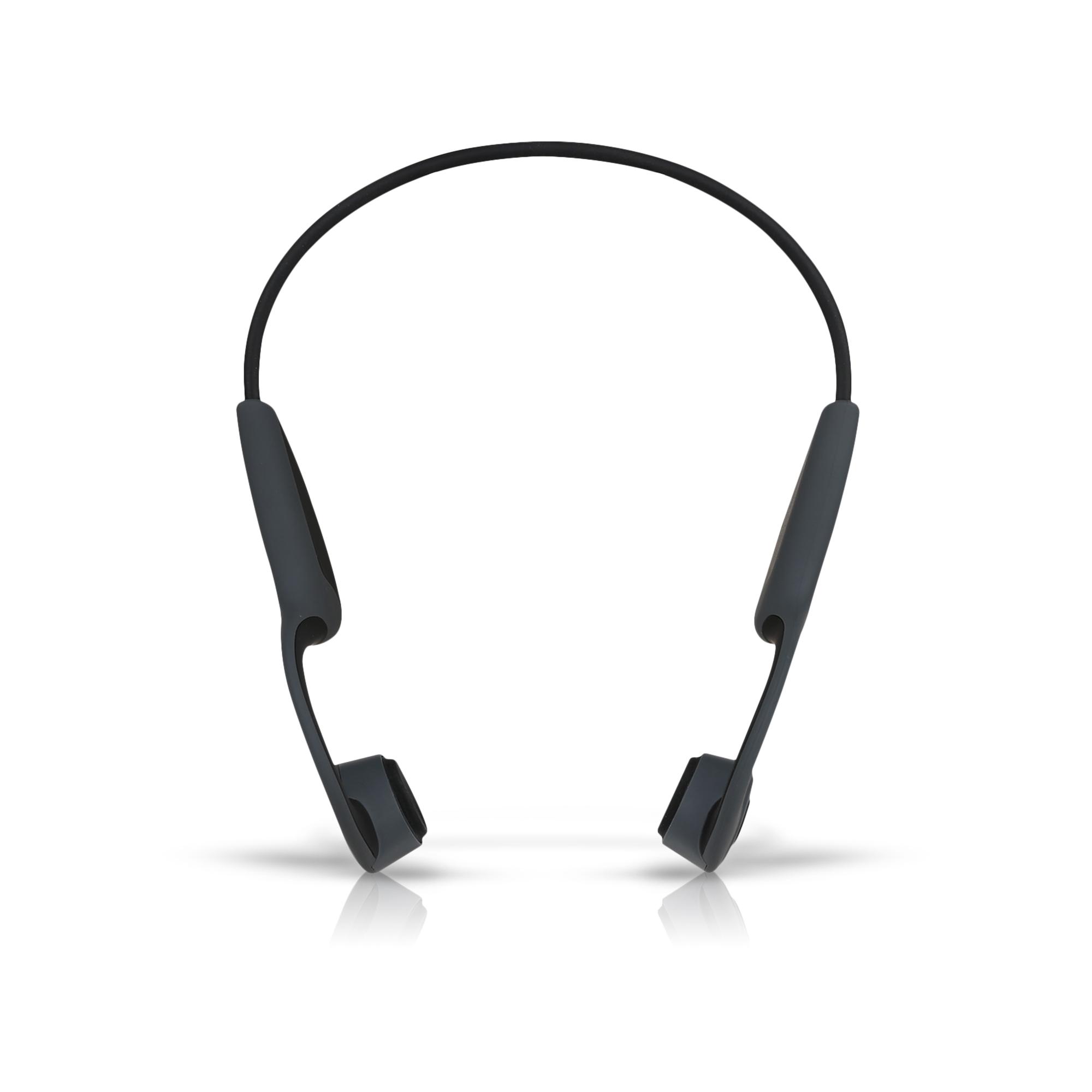 스마텍 골전도 무선 블루투스 이어폰, STBT-BCE01, 블랙
