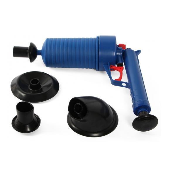트리 공기압축 뚫어뻥 블루, 1개
