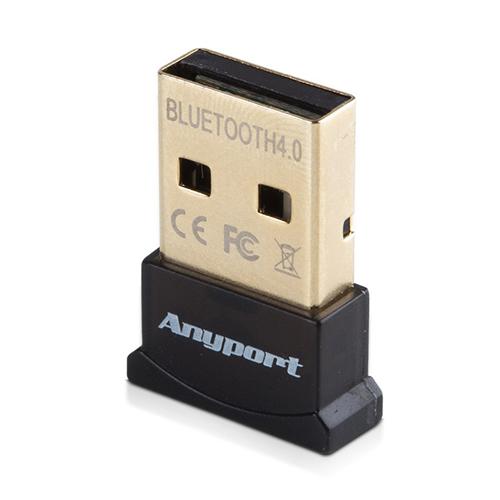 애니포트 USB 블루투스 동글이, AP-BT40, 혼합 색상