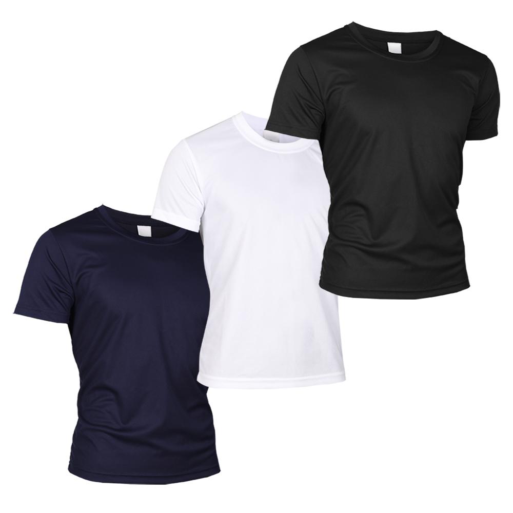 티팜 스포츠 라운드 티셔츠 3p 세트