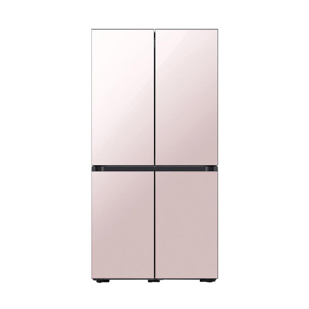 삼성전자 비스포크 냉장고 RF85R901332 871L 방문설치, RF85R901332(글램 핑크)