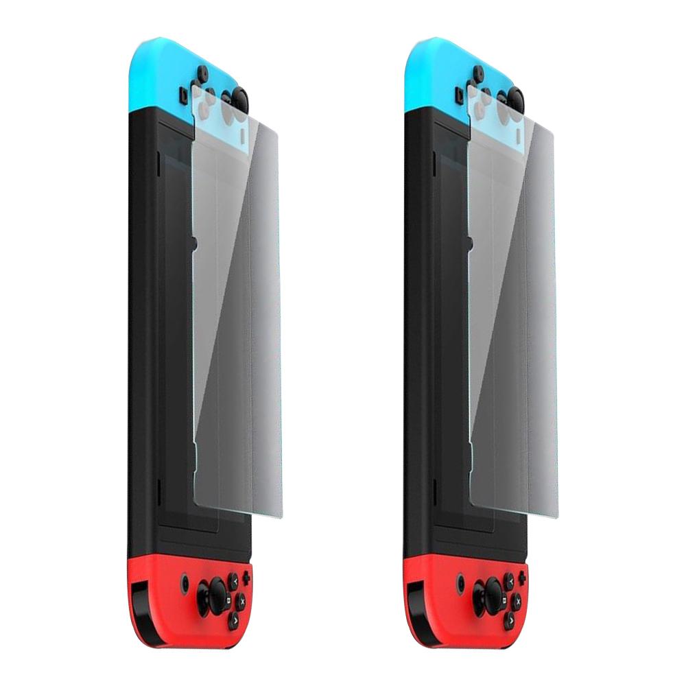 뉴비아 닌텐도 스위치 9H 강화필름 2p, 단일 상품, 1개