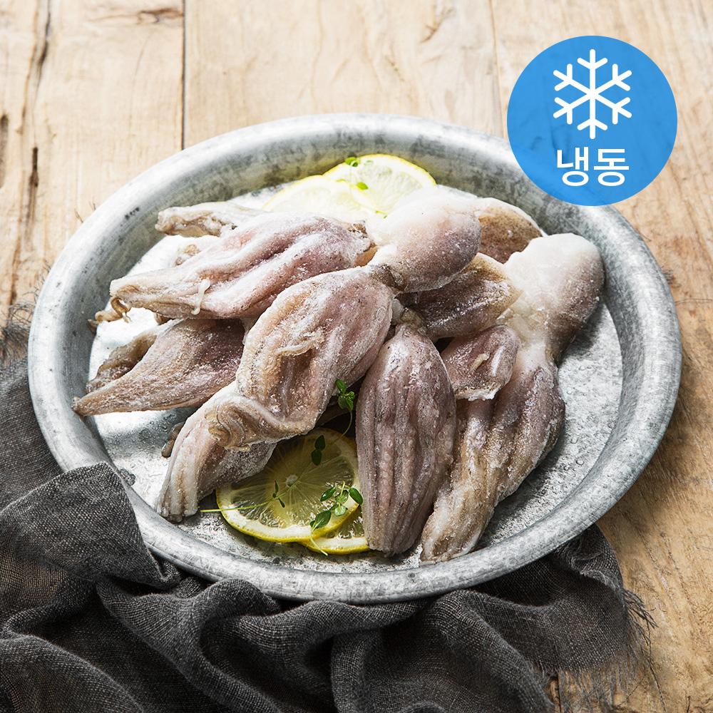 손질이 깨끗한 국산 주꾸미 (냉동), 500g, 1개