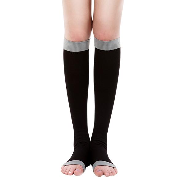 원더워크 수면압박스타킹 무릎형
