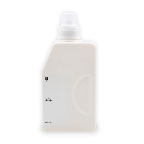 생활공작소 세탁세제 릴리향, 1.5L, 1개