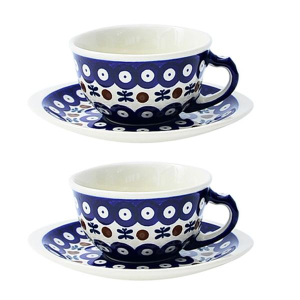 마뉴팍투라 커피잔세트 MA-70, 혼합 색상, 2세트