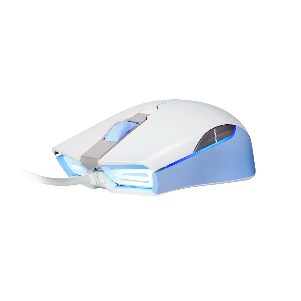 GEEKSTAR GM900 3325 LED 게이밍 마우스, 블루
