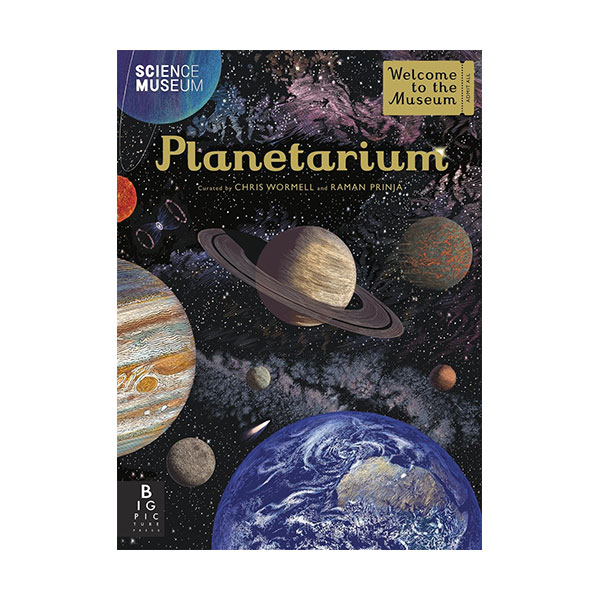Welcome to the Museum : Planetarium, Templar