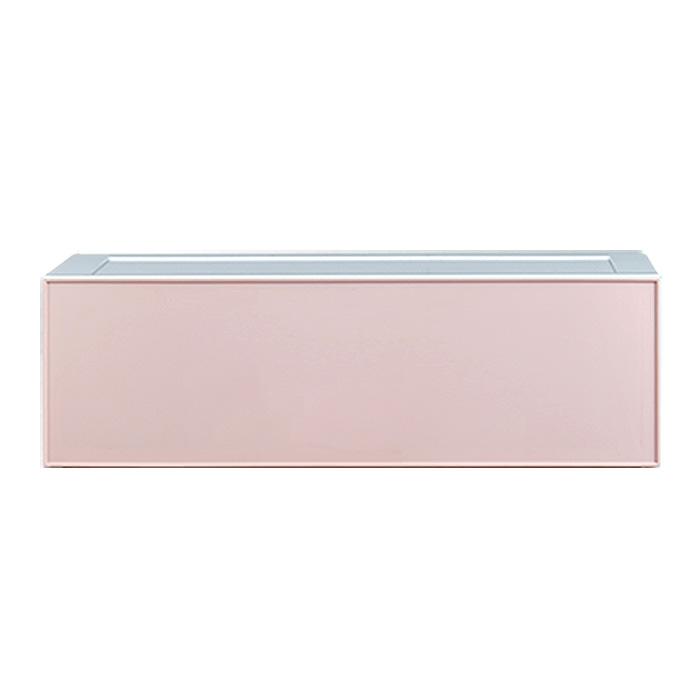 샤바스 컬러스토리 1단 서랍장 600, 핑크, 1개