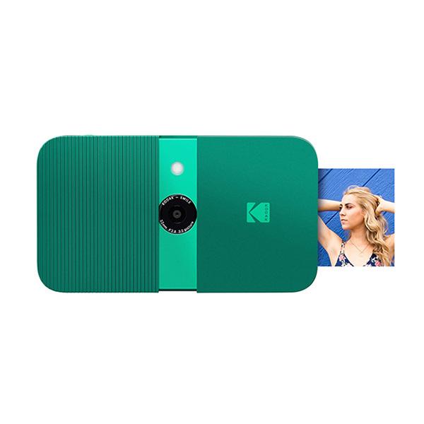 코닥 스마일디지털 즉석카메라본체 + usb케이블 + 인화지 5p RODSCAM, RODSMCAM(Green), 1세트