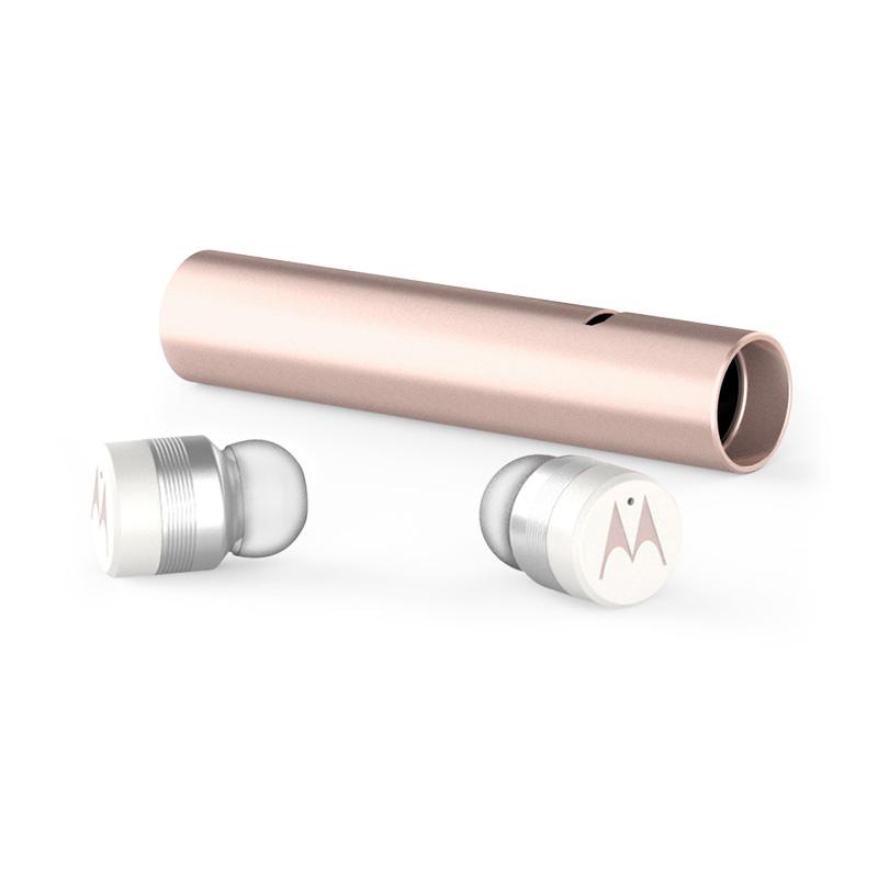 모토로라 버브버즈 300 블루투스 이어폰, 단일 상품, Rose Gold