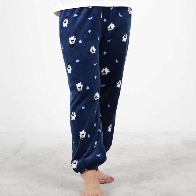 도씨 여성용 커플 수면잠옷 바지 D9203