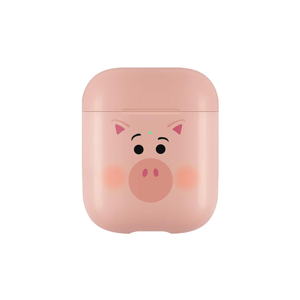 디즈니 토이스토리 빅헤드 에어팟 이어폰 케이스, 단일 상품, 햄