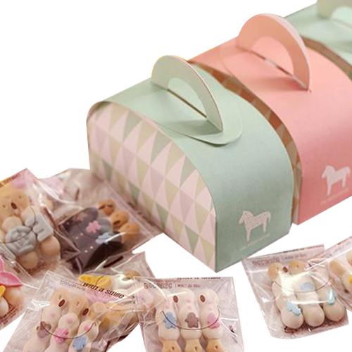 쿠킹스토리 귀요미 핑거스틱 만들기세트, 초콜렛만들기 16종, 1세트