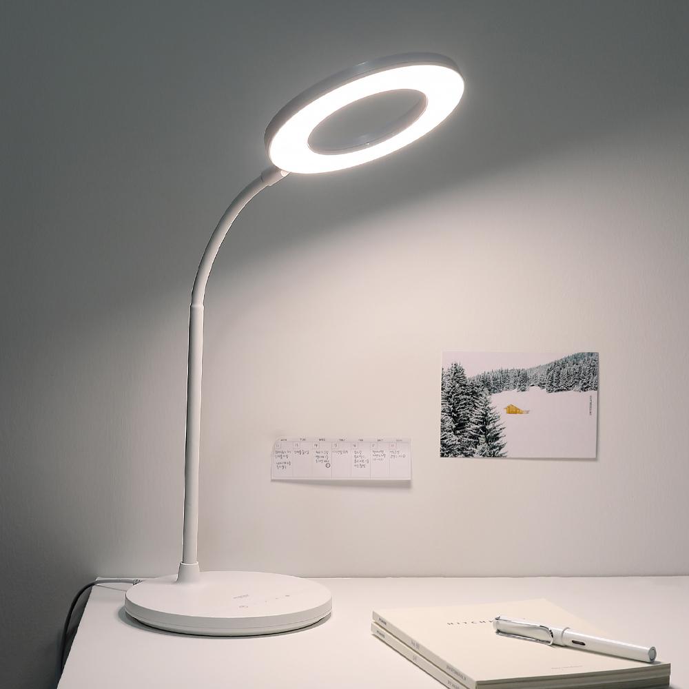무아스 풀문 LED 스탠드 MLL2 L, 혼합 색상