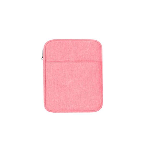 린넨슬리브 태블릿PC 케이스, 핑크