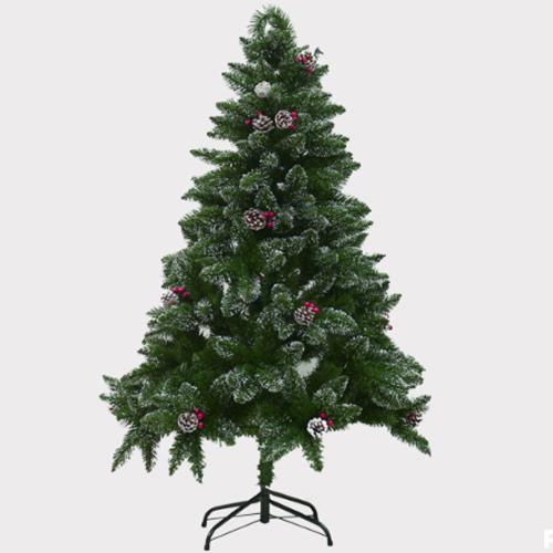 크리스마스 스노 빈터 화이트 크리스마스 트리, 혼합 색상