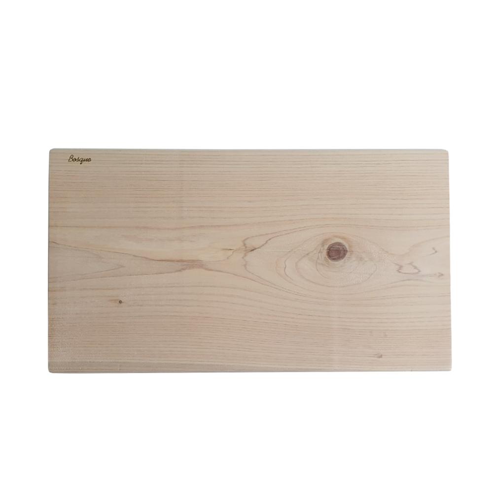 보스크 편백나무 도마 나무도마 원목 통도마 양면옹이, 혼합 색상