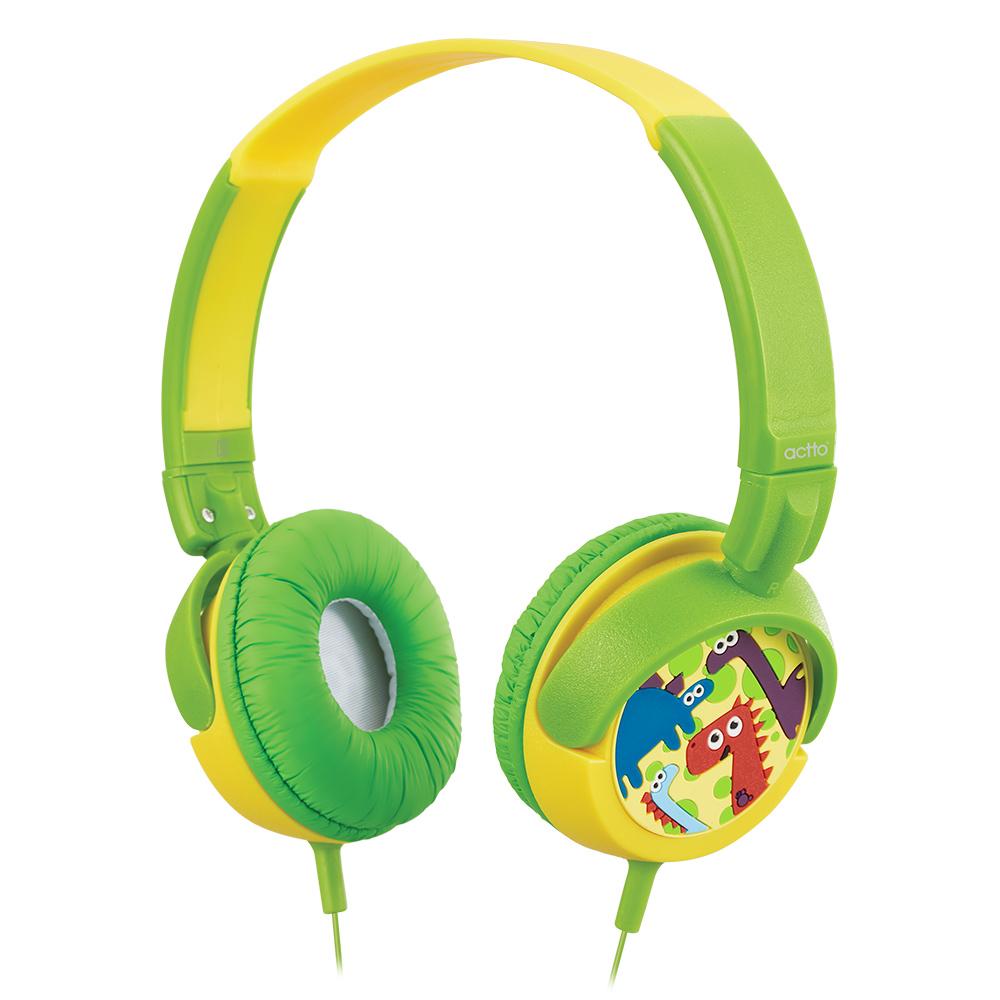 엑토 보니 어학용 청력보호 어린이 헤드셋, BKS-77