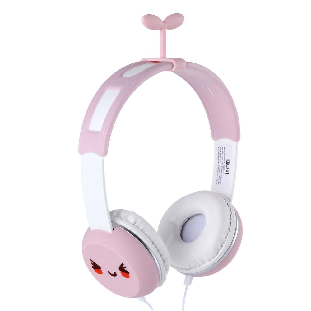 코비 마이크 헤드폰, 핑크, Y-7