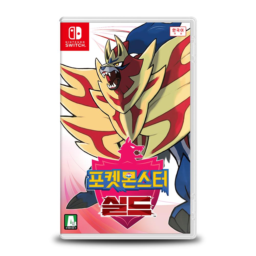 닌텐도 스위치 포켓 몬스터 실드 한국어 타이틀, 단일 상품