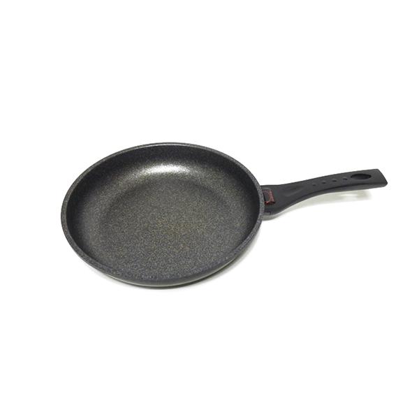키친아트 열센서 통주물 양면마블 후라이팬, 20cm, 1개
