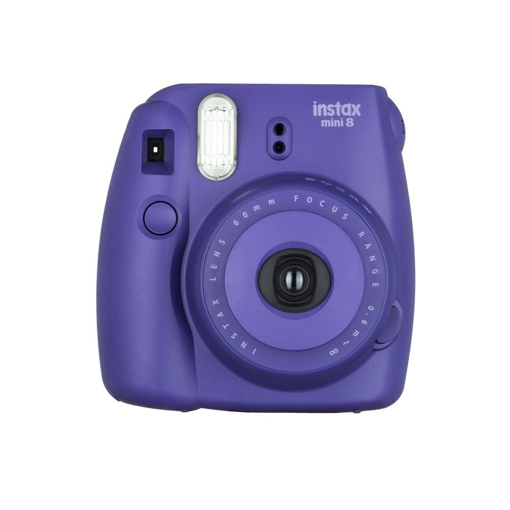 인스탁스 카메라 instax mini 8 그레이프, 단일 상품, 1개