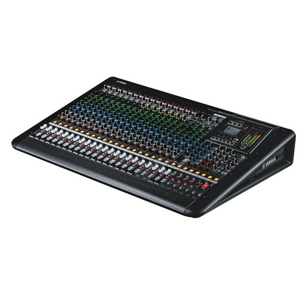 야마하 24채널 오디오믹서 이펙터기능내장, MGP24X