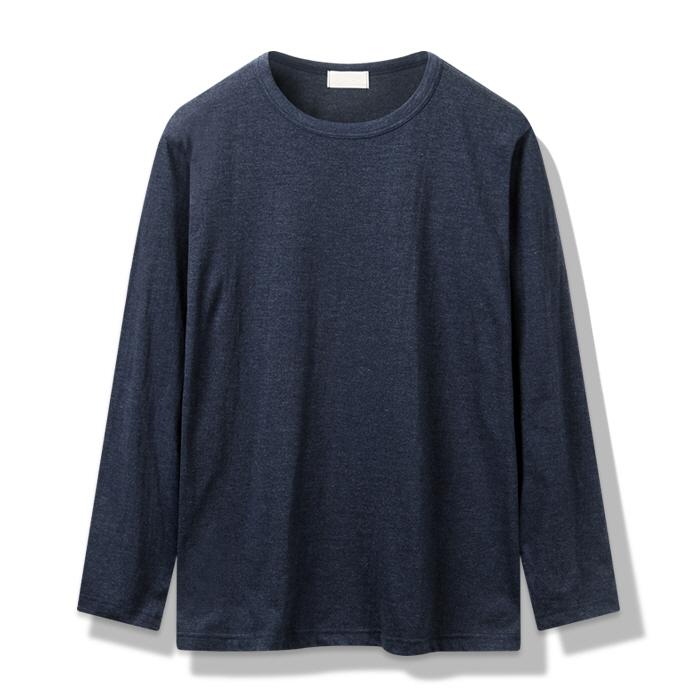 해리슨 남성용 20수 라운드 긴팔 티셔츠 MDL1242