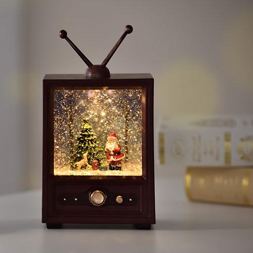 더솜씨 산타TV 무드등, 혼합 색상