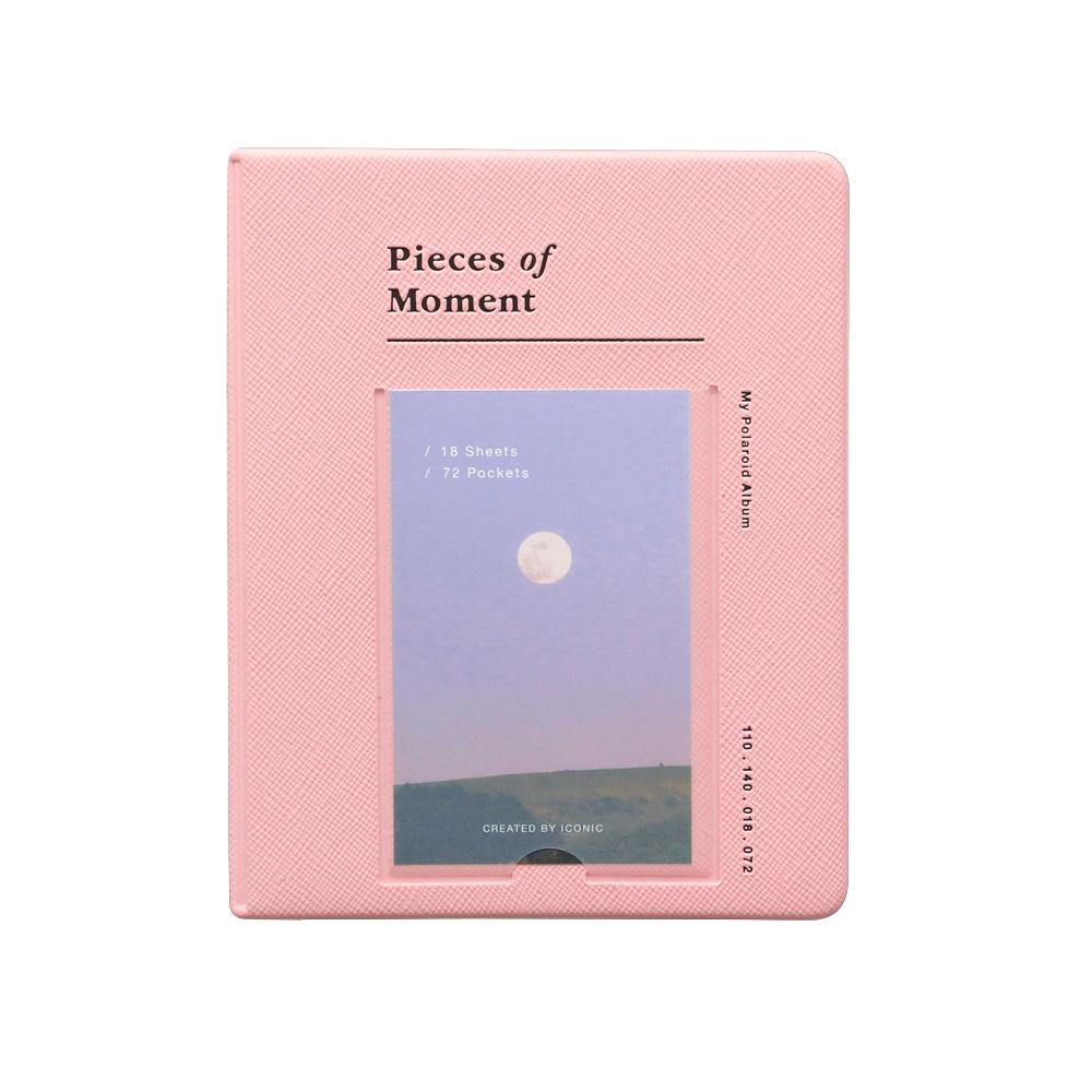 아이코닉 마이 폴라로이드 V4 앨범, PINK, 18매